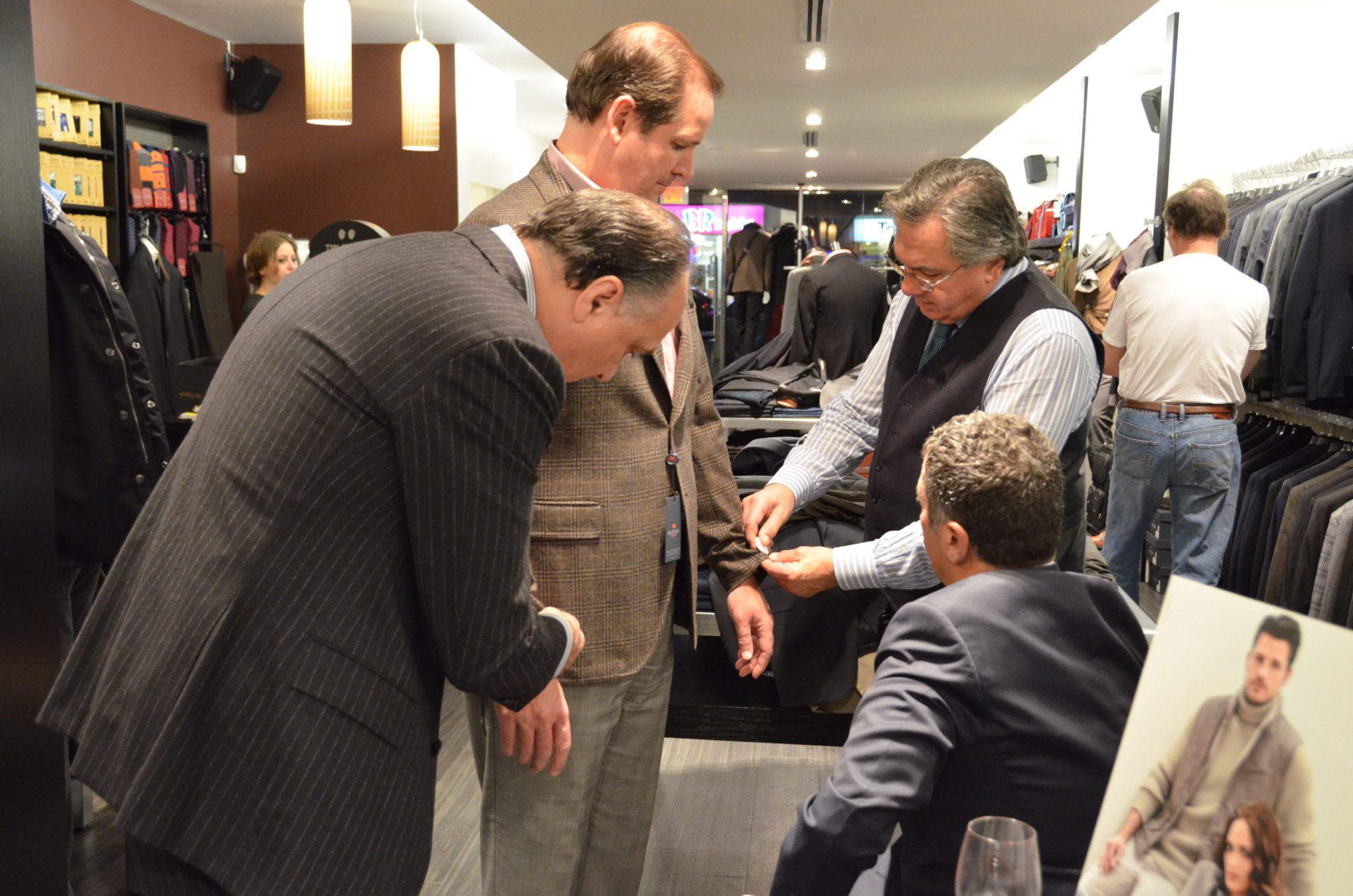 Made to Measure Event 2011